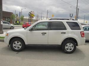 2010 FORD ESCAPE XLT | V6 • Leather • Pearl