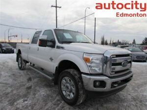 2014 Ford F-350 LARIAT 4X4 DIESEL Super Crew Financing Available