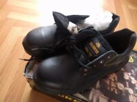 Trucker Ireland 82183 Safety Shoe size 9 Brand New and Boxed