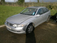 Vauxhall Vectra 2.0 CDX breaking for parts