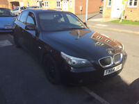 bmw 525 i diesel automatic spares or repairs REAR ADD £1