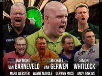 Masters Darts Tickets - Cheltenham (3 tickets)
