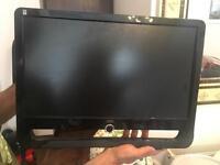 "22"" AOC LCD monitor"