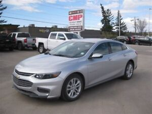 2018 Chevrolet Malibu LT | *Chevrolet Certified Inspection Avail