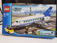 LEGO City 3181 Passenger Plane + smart car for FREE
