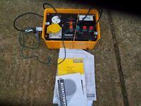 Robin model IR80 Portable appliance tester