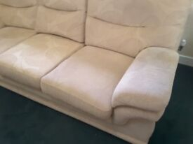 SOFA SETTEE ## VERY GOOD CONDITION