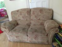 2 seater orthopaedic fabric recliner for sale at low price