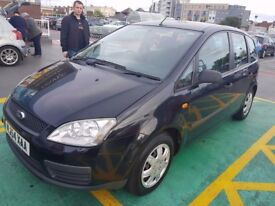 Ford Focus Cmax black