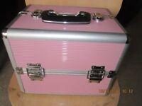 pink nail box