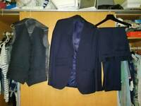 Men 3 piece suits for sale