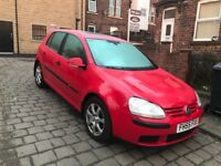 2006 VW MK5 GoLf 1.6 fsi quick sale