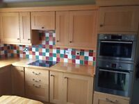 Kitchen & Utility Room, complete with appliances, for sale