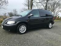 2007 Chrysler Voyager 2.8 Crd Executive 7 Seater / Part Exchange Available