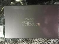 Balmoral collection champagne flutes