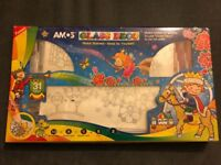 Amos Glass Deco Kit