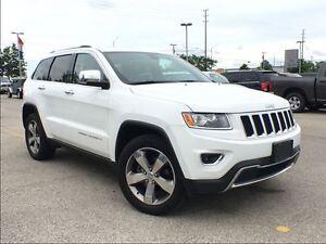 2015 Jeep Grand Cherokee LIMITED**POWER SUNROOF**NAVIGATION**