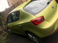 Seat Ibiza new shape, low miles