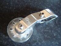 GIN9 DOWNHILL CHAIN TENSIONER GUIDE WHEEL rare retro ... uk delivery + paypal