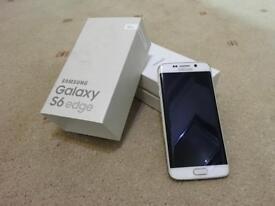 Samsung Galaxy S6 Edge - 32Gb - White - Unlocked