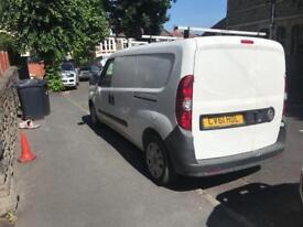 Fiat doblo maxi cargo 1.6 LWB