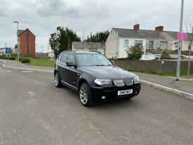 image for BMW X3 2.0l diesel automatic with long mot and full service history