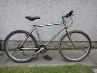 Marin bobcat trail retro MTB bike 26 inch wheels, 21 gears, 19 inch frame