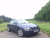 2004 VOLVO S60 2.4TD D5 SE, MANUAL, SALOON **TOP SPEC**FULL LEATHER**LONG MOT**LOOKS & DRIVES GREAT