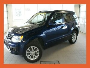 2013 Suzuki Grand Vitara JX + 4WD + NAVIGATION + BLUETOOTH