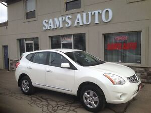 2011 Nissan Rogue S CERTIFIED & E-TESTED