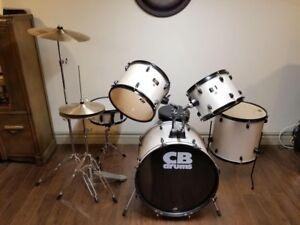 CB Drumset
