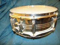 Hoshino snaredrum, vintage Japanese drum from late 60s