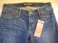 "NEW WITH TAGS LEVI JEANS WITH STRETCH - W.27"". L.31"" - (Kirkby in Ashfield)"