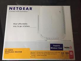 Wireless router netgear