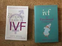 2x IVF books