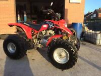 Barrossa cheetah 170cc road legal quad