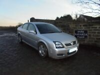 Vauxhall Vectra SXi CDTi Diesel In Silver, 2004 04 reg, Last Owner From 2010,Service Receipts