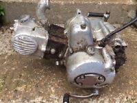 pit bike engine