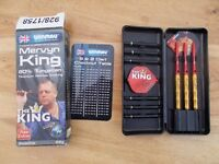 Mervyn King darts