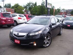 2012 Acura TL Elite Pkg,Fully loaded