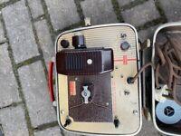 Vintage Kodak brownie projector