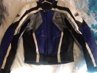 Leather Motor Cycle Jacket