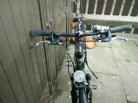 27 speed bicycle KLM