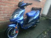 Moped 50cc 2008 Spares repairs