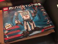 Brand new Mindstorms EV3 set for sale.