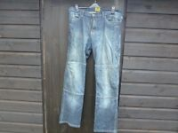 Mens Draggin Motorcycle Jeans