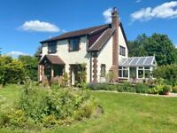 3 bed detached cottage in the heart of the wolds AONB