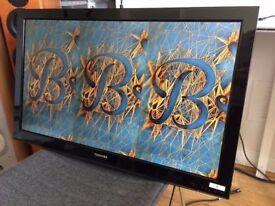 "Toshiba 32BL502B 32 Inch HD Ready LCD TV flat screen Not Samsung 27"" 40"" 37"" 26"" £100"