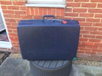 Delsey Hard Cased Suitcase (Good Condition)