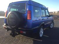 Land Rover discovery ES 7 seater
